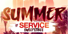 ABC The Bachelor Summer of Service Sweepstakes