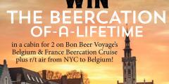 Belgium & France Beercation Cruise