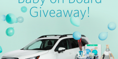 Baby on Board Giveaway