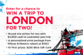 Blick London Sweepstakes