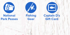 Coca-Cola Go Fishing with D's Promotion