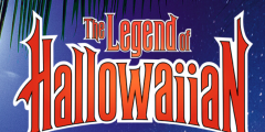 The Legend of Hallowaiian Instant Win Game and Sweepstakes