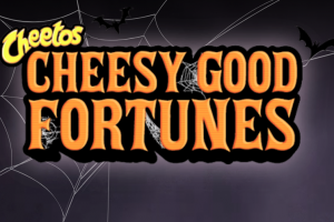 Cheetos Cheesy Good Fortunes Promotion