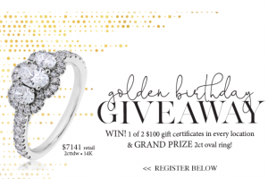 Riddles Jewelry Diamond Ring Giveaway