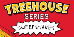 The Treehouse Book Series Sweepstake