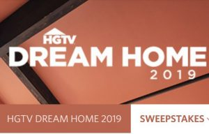 DIY Network HGTV Dream Home 2019 Sweepstakes