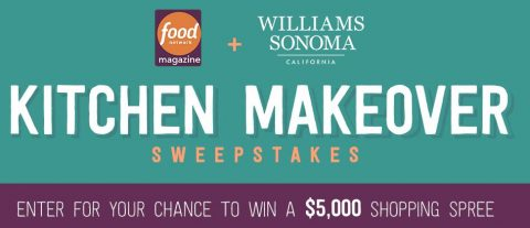 Kitchen Sweepstakes and Giveaways