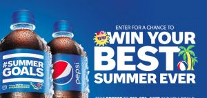 Pepsi Summer of Fun Sweepstakes