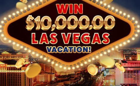 PCH $10,000 Vegas Vacation Sweepstakes