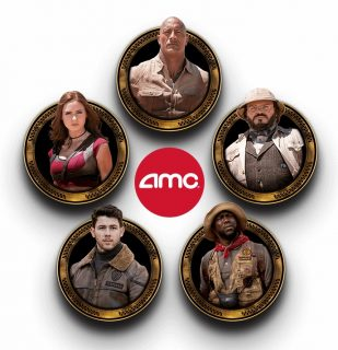 AMC Jumanji: The Next Level Sweepstakes