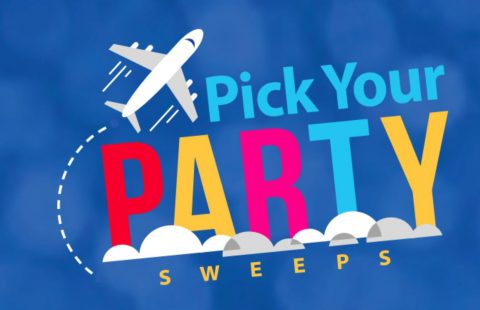 Walmart Pick Your Party Sweepstakes