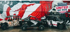 2019 Polaris United We Ride Sweepstakes