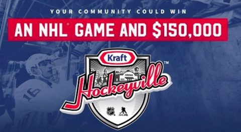 Kraft Hockeyville 2020 Sweepstakes