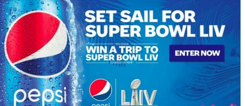 Pepsi & Carnival Super Bowl LIV Sweepstakes