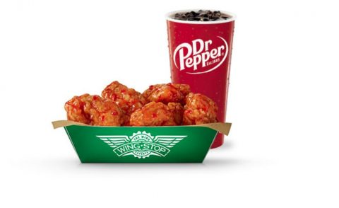 Dr Pepper & Wingstop Tickets and Tailgates Instant Win Game