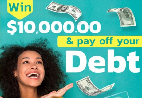 PCH $10,000 Pay Your Debt Sweepstakes