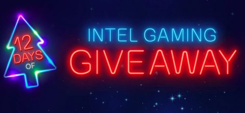 Newegg 12 Days of Intel Gaming Giveaway