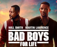 Sony Bad Boys for Life Giveaway
