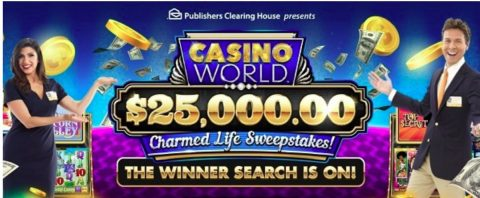 PCH $25K Charmed Life Sweepstakes