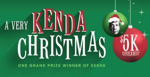 Investigation Discovery Kenda Christmas $5K Giveaway