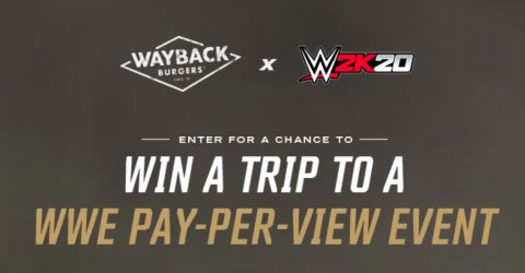 Wayback Text2Win Sweepstakes