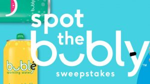 Spot The Buble Sweepstakes
