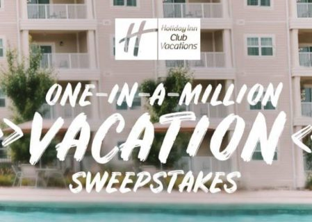 Holiday Inn Vacation Sweepstakes