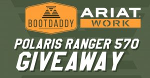 Bootdaddy Polaris Ranger Giveaway