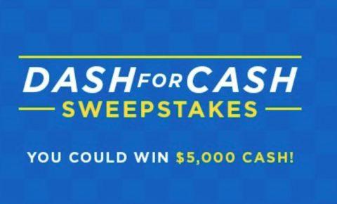 Valpak Dash for Cash Sweepstakes