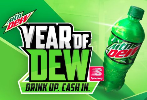 Speed Way & MTN DEW Drink Up Cash in Sweepstakes
