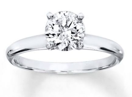 Geoffrey's Diamond Engagement Ring Sweepstakes