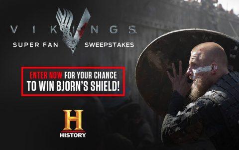 History Channel Vikings Super Fan Sweepstakes