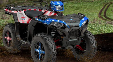 Redneck Riviera & Polaris ATV Sweepstakes