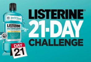 Listerine 21 Day Challenge Sweepstakes