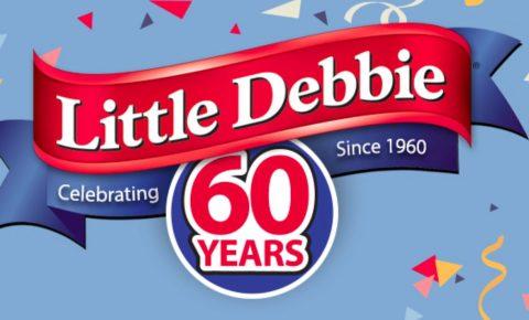 Little Debbie America's Sweetheart for 60 Years Giveaways