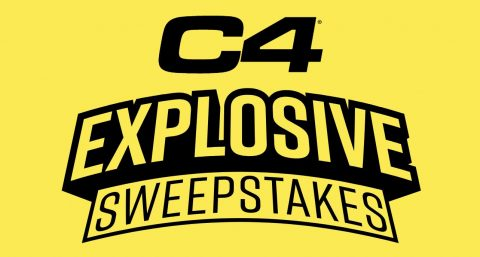 Cellucor C4 Explosive Sweepstakes