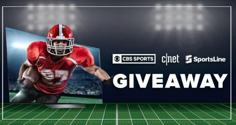 CBS Sports and SportsLine Huge TV Giveaway