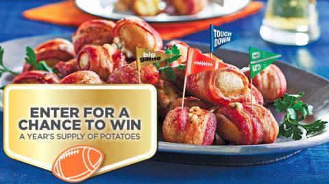 Little Potato Big Game Better Snacks Sweepstakes