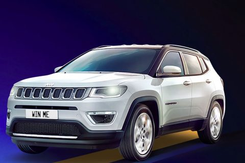 California Casualty Jeep Compass Sweepstakes