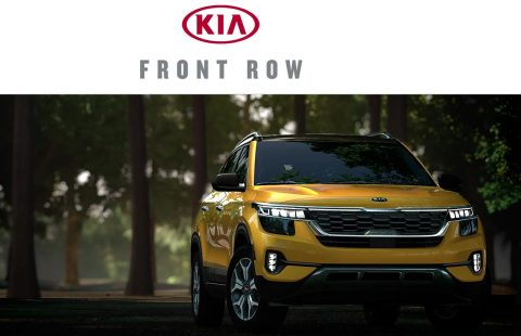 Kia Front Row Sweepstakes