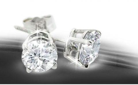 Super Jeweler $5,000 Diamond Earrings Sweepstakes