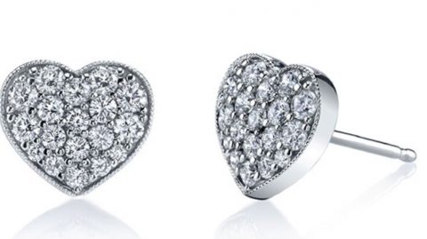 Sylvie Diamond Earrings Wedding Sweepstakes