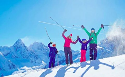 Nordica Family Time Vacation Package Sweepstakes