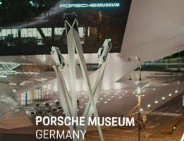 Porsche's Taycan Heist Sweepstakes
