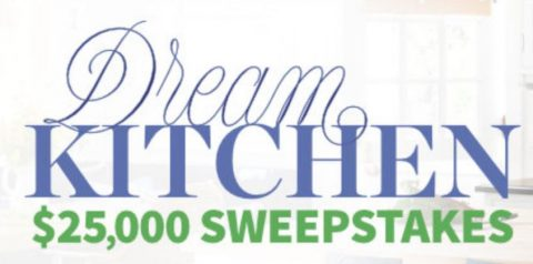 BHG Dream Kitchen $25,000 Sweepstakes