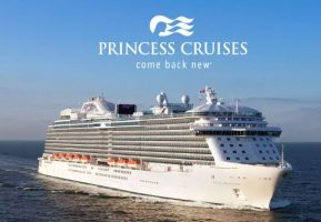 Mike & Molly 'Dive Into Adventure' Princess Cruises Sweepstakes