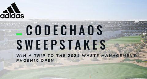 Adidas Codechaos Sweepstakes