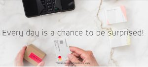 Mastercard Every Day Spend Sweepstakes