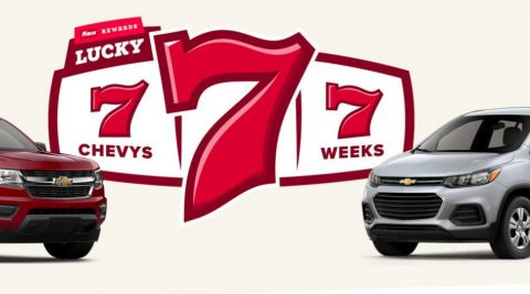 Kwik Trip Lucky 7 Sweepstakes 2020