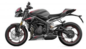Triumph Motorcycles Fantabulous Street Triple RS Sweepstakes